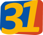 Azteca 31 2008 primer logo