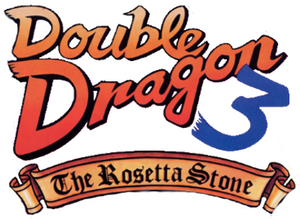Double dragon 3 rosetta stonelogo.png
