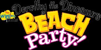 Dorothy The Dinosaur's Beach Party