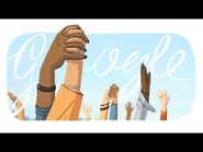 International Women's Day 2021 Doodle