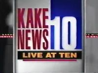 KAKE News 10 open - 1995