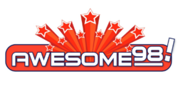 KKCL-FM 98.1 Awesome 98.png