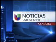 Koro noticias univision corpus christi a las diez package 2013