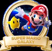 Logo Galaxy - Super Mario 3D All-Stars