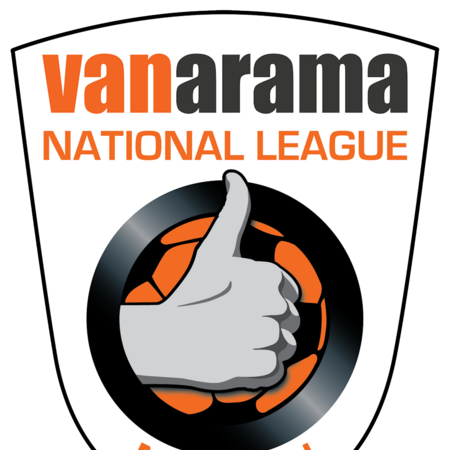 Vanarama National League North logo (white arm patch).png