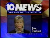 991996 KSAZ Channel 10 News Tease and Promos