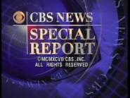 CBS Special Report 1997 outro