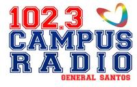 Campus Radio 102.3 General Santos Logo 2005.png