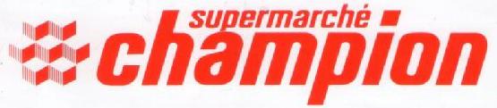 Champion (supermarket)