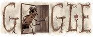 Google Franz Kafka's 130th Birthday