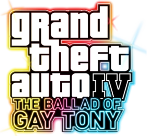 Grand Theft Auto - The Ballad of Gay Tony (Alternate).png