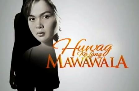 Huwag Ka Lang Mawawala