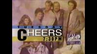 KTXL Cheers Promo (1 November 1993)