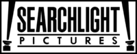 Searchlight Pictures logo (inverted)
