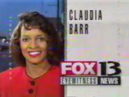WHBQ Claudia Barr 1995 ID