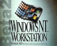 Windows NT 4.0 Beta 2