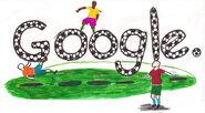 Doodle4Google Ghana Winner - World Cup