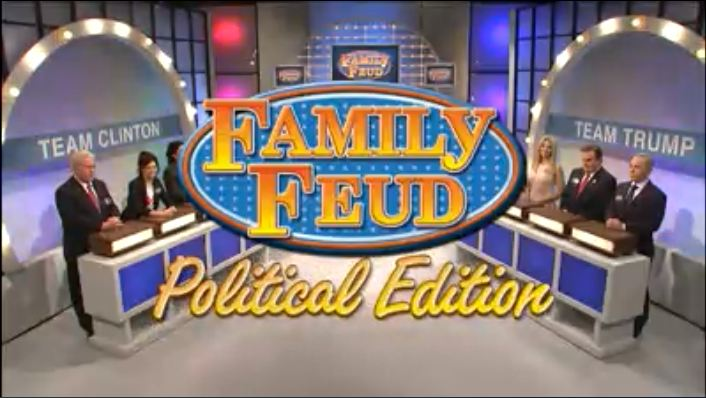 Family Feud: Political Edition