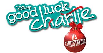 Good Luck Charlie It's Christmas movie logo.jpg