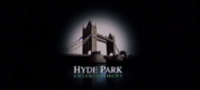 Hyde Park Entertainment (2005) Dreamer- Inspired By a True Story