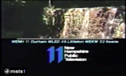 NHPTV WENH-TV ID 1988 2