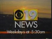 WOIO CBS19 News Weekdays at 530
