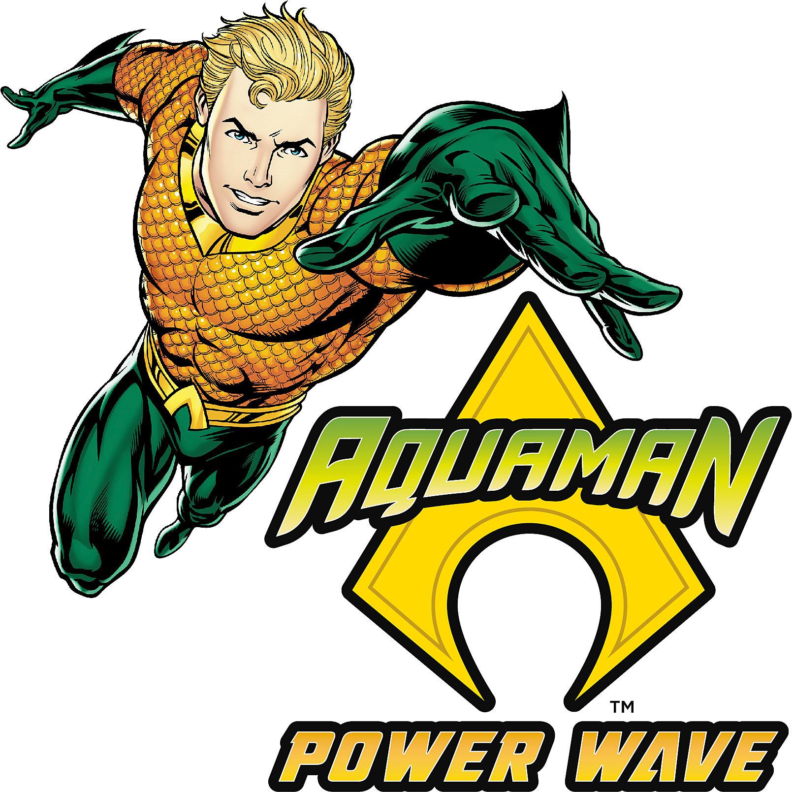 Aquaman: Power Wave