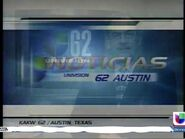 Kakw noticias univision 62 austin evening package 2002