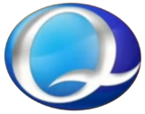 Q 2D Version Logo (2008)