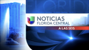 Wven noticias univision florida central 6pm package 2013