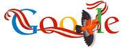 Google Peru Independence Day 2013