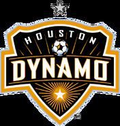 Houston Dynamo logo (one silver star)
