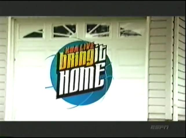 NBA Live: Bring it Home