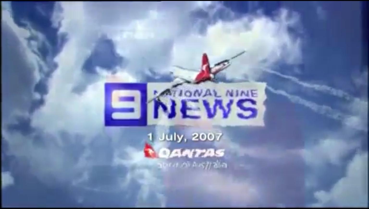 Nine News/National bulletins