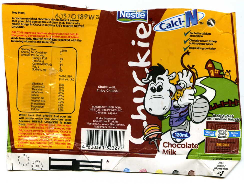 Nestlé Chuckie