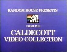 Random House Home Video Caldecott Collection Logo