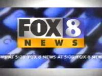 WJW FOX 8 News at 5 30 1997