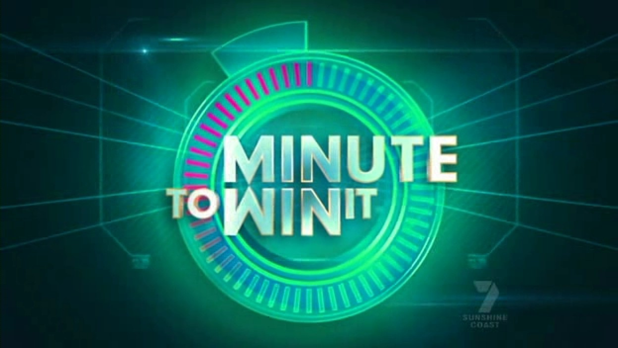 Minute to Win It (Australia)