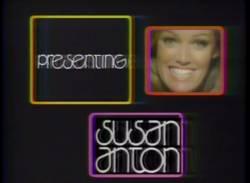 Presenting Susan Anton