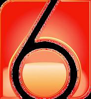 TV6 Poland logo 2011
