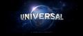 Universal Black Christmas Logo