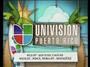 Univision puerto rico island id 2009