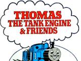 Thomas & Friends/Logo Variations