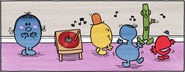 76th Birthday of Roger Hargreaves Little Miss Shy (09.05.11)