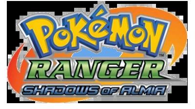 Pokémon Ranger Shadows of Almia