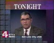 KTVX News Teaser 1991 ID