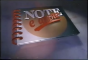 Note e Anote (1997).png