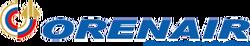 Orenair English Logo.png