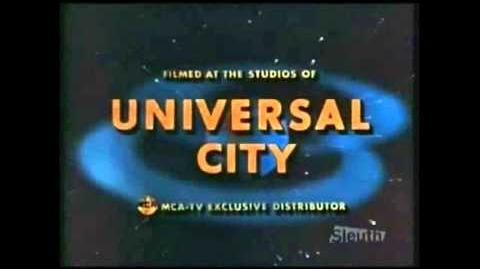 Universal Television Logo Montage