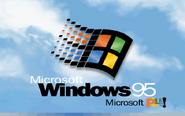 Windows 95 Plus! bootscreen
